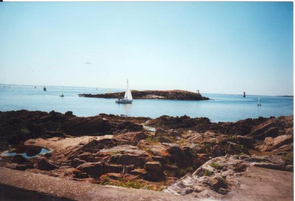 L'île aux souris- Le Port-Louis