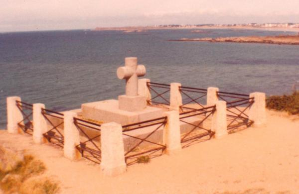 Tombe de Chateaubriand