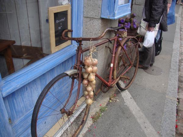 Vélo de Johnnies